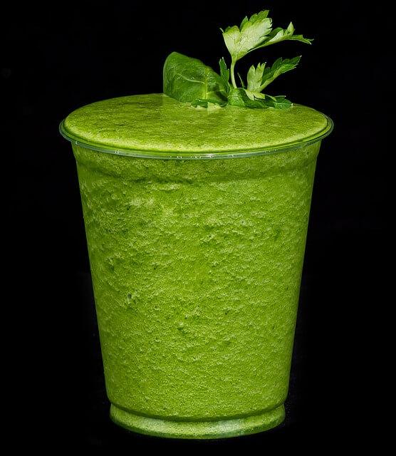 Detoks organizmu- sok warzywo